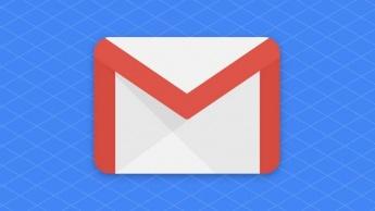 Gmail menu de contexto botão direito rato Google