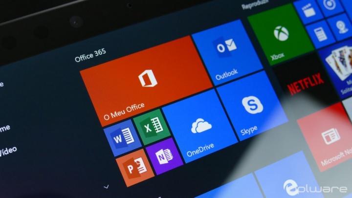 Windows 10 atualização Microsoft apps falha