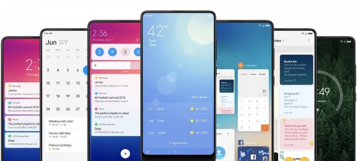 Xiaomi MIUI 10 smartphone Android Google Assistant