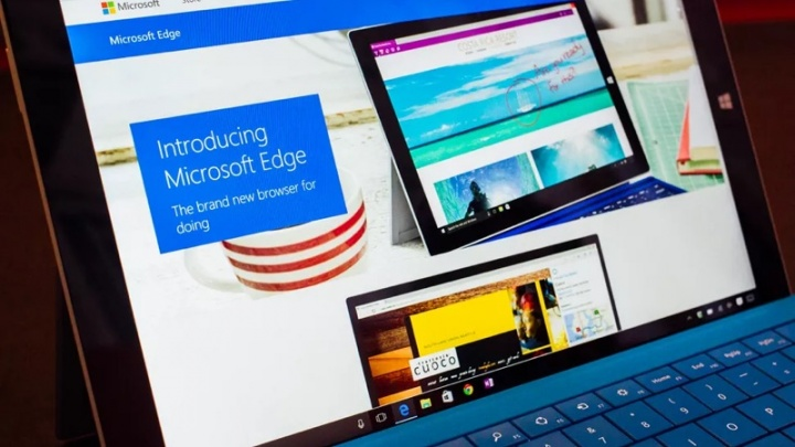 Microsoft Edge Flash Facebook domínios