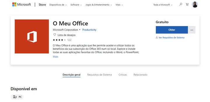Microsoft lança app Office para Windows 10 gratuitamente