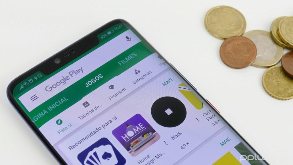 5 apps premium (à borla) na Google Play Store