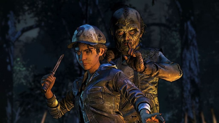 The Walking Dead The Final Season vai receber Caixa. Em breve para a Xbox One e Playstation 4.