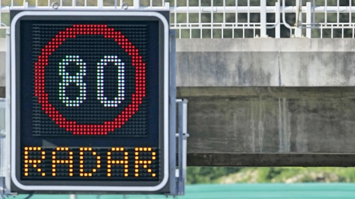 Portugal: Número de radares de velocidade vai passar de 30 para 80