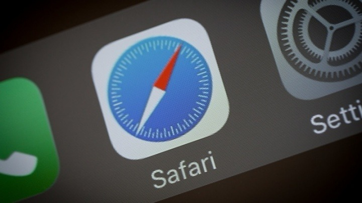 Apple Safari privacidade sites tratamento hostil definições browser