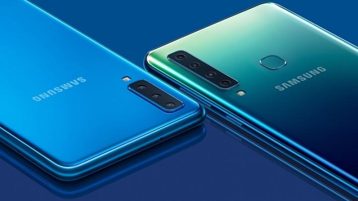 Samsung, telemóvel, Samsung Galaxy A90, Galaxy, Samsung Galaxy
