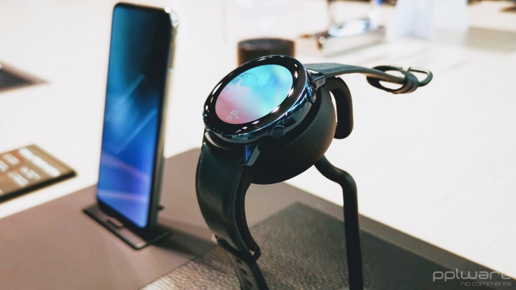 Swatch Samsung faces relógio smartwatches