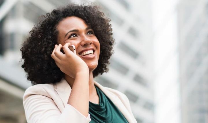 Imagem que ilustra a lista dos telemóveis que menos radiação emitem
