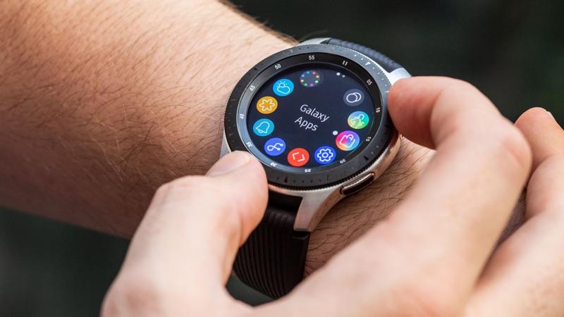 f6215fd3424 Samsung revela novos wearables numa atualização da sua app Android