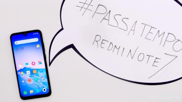 Passatempo: Ganhe um (Xiaomi) Redmi Note 7