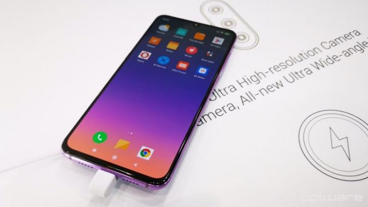 Xiaomi Mi 9 smartphone Android MIUI 10
