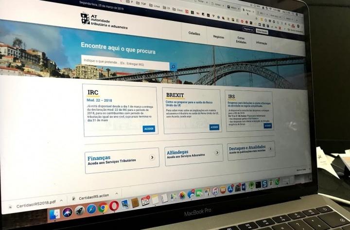 Finanças: Como obter online a certidão de liquidação de IRS