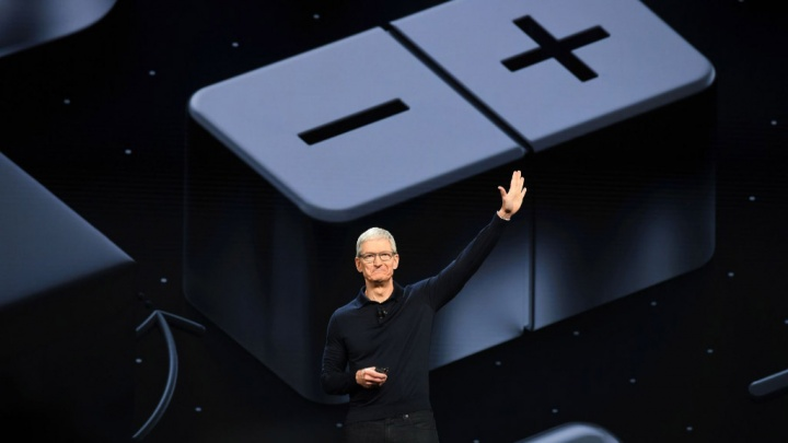 Apple Tim Cook Netflix iPhone serviços streaming