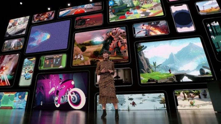 Apple Arcade Google Stadia serviço