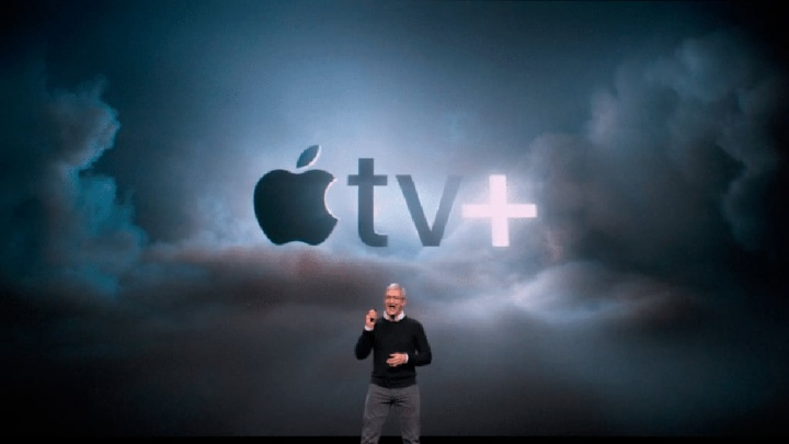 Apple TV+ Netflix serviço streaming