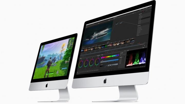 Apple iMac computadores macOS