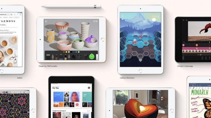 Apple iPad mini 2019 A12 Bionic iPad mini (2019)