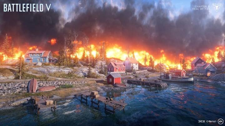 Battlefield V recebe Firestorm em breve