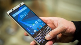 BlackBerry smartphones dobráveis Android