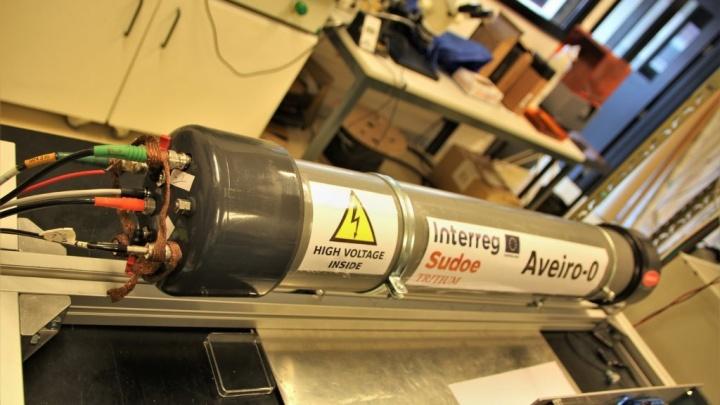 Detetor de radioatividade português foi instalado na central nuclear de Almaraz
