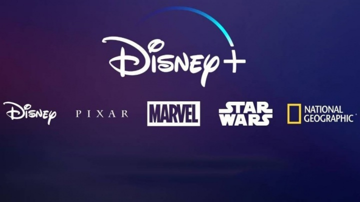 Disney Netflix Disney+