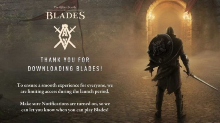 The Elder Scrolls Bethesda Android Blades