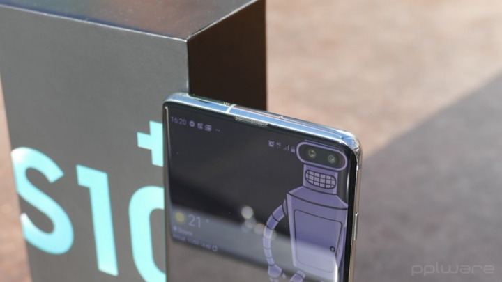 Consumer Reports Samsung Galaxy S10+ smartphone