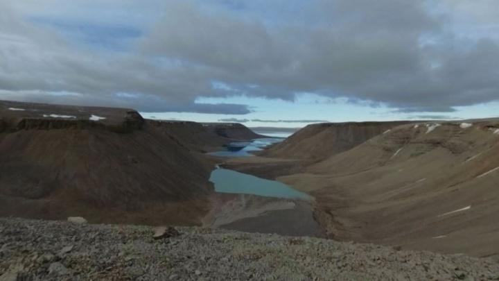Google Street View Earth Marte Terra