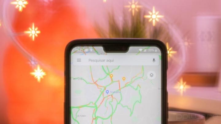 Google Maps Waze serviço de navegação