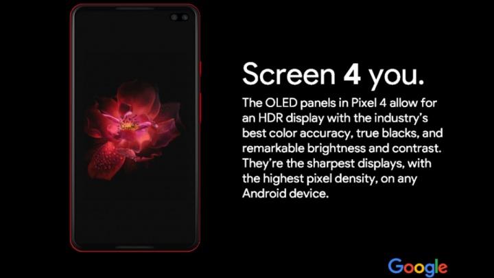 Google Pixel 4 smartphones Android 2
