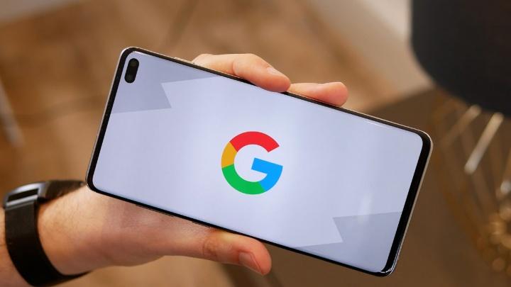 Google Pixel 4 smartphone Android 2
