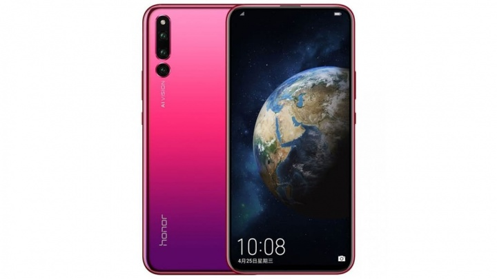 Huawei Honor 20 smartphone Android