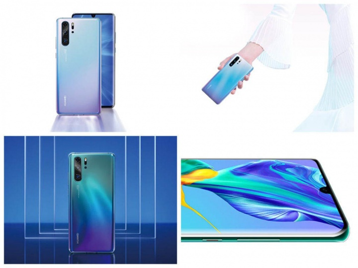 Huawei P30 Pro smartphone Android Amazon