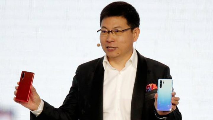 Huawei Apple smartphones Samsung 2019