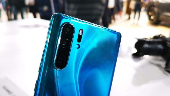 smartphones Android Huawei P30 Pro DxoMark fotografia