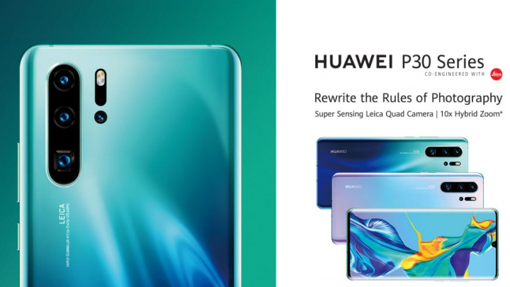 Huawei P30 Pro smartphone Android