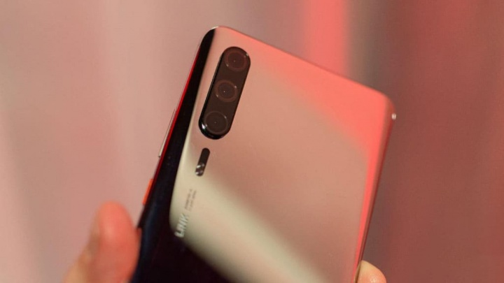 Huawei P30 Pro smartphone Android smartphones