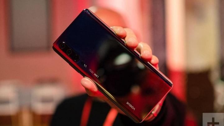 Huawei P30 Pro smartphone Android telemóvel