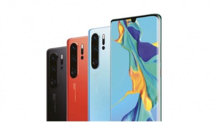 wallpapers Huawei P30 Pro smartphones
