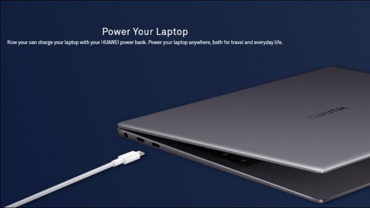 Huawei Power Bank computador portátil
