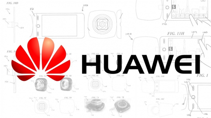 Huawei patentes Rui Pedro Oliveira câmara smartphones