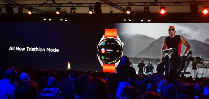 Huawei WATCH GT Active Edition smartwatch