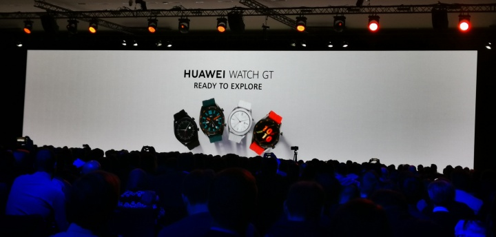The Huawei WATCH GT Active Edition