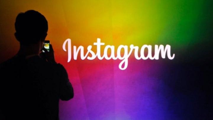 Facebook Instagram rede social