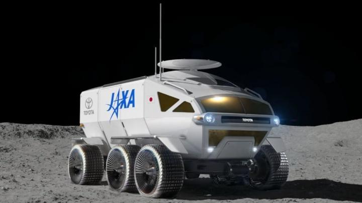 Japão Toyota JAXA Espaço Lua Rover