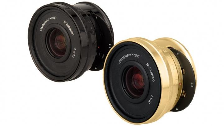 Lomogon 2.5/32 Art Lens da Lomography fotografia Lomogon Art Lens