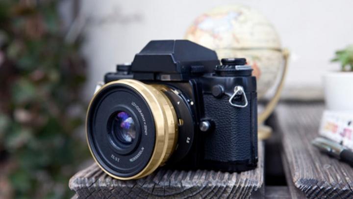 Lomography Lomogon fotografia Lomogon Art Lens