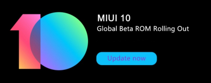 MIUI 10 Dark Mode Global Beta smartphones Xiaomi