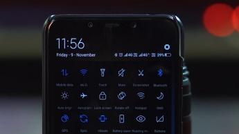 MIUI 10 Dark Mode smartphones Xiaomi