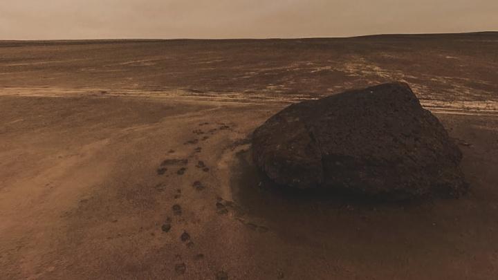 Google Street View Marte Terra